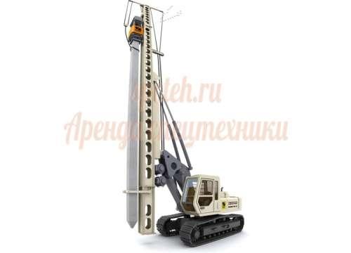 Услуги сваебоя СП-49 - 6 шт и РДК-250 - 4 шт.